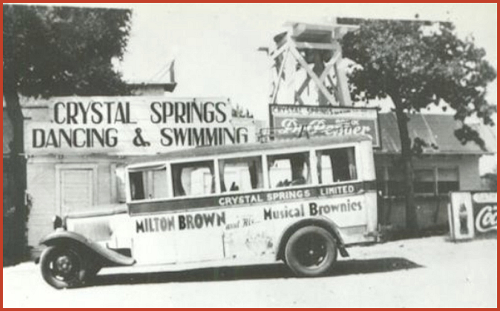 Crystal Springs Dance Hall